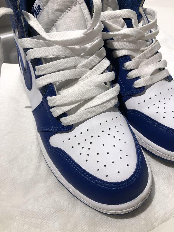 Air Jordan 1 High OG Storm Blue SIZE 6.5