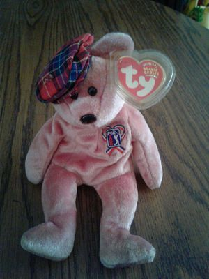 """2004 TY Beanie Babies """" ChariTee """" for Sale in Tollhouse, CA"""
