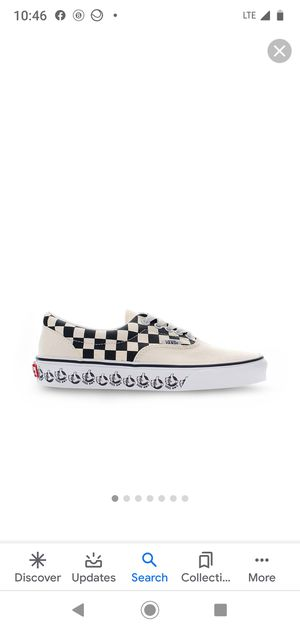 Vans Checkered Shoes Size 9, 9.5, 10, 10.5 for Sale in Everett, WA