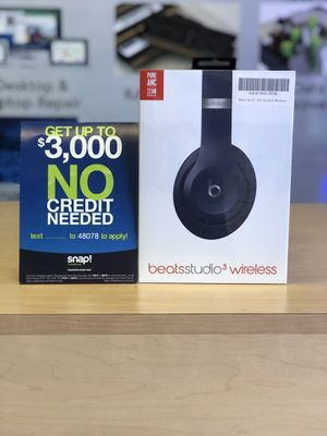 Beats Studio 3 Wireless (No Credit Needed!!) As low as 39$ down! for Sale in Los Angeles, CA