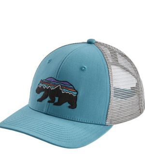 Patagonia Fitz Roy Bear Trucker Hat for Sale in San Diego, CA