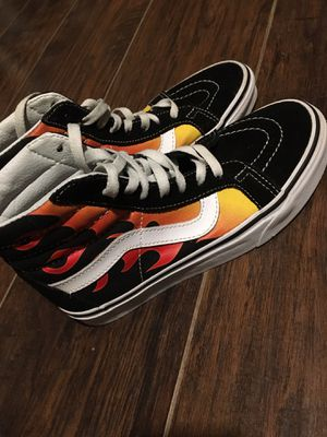 Fire Flame Vans for Sale in Houston, TX