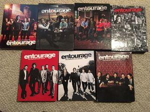 Entourage Seasons 1-6 (includes season 3 pt2) for Sale in Lexington, KY