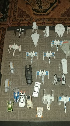 STARWARS COLLECTION TOY LOTE for Sale in National City, CA