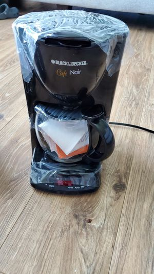 Black and Decker Coffee Maker for Sale in McKinney, TX