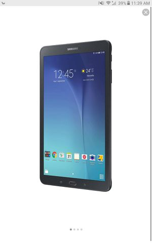 Samsung tab model e 9.6inch screen for Sale in Lakeside, AZ