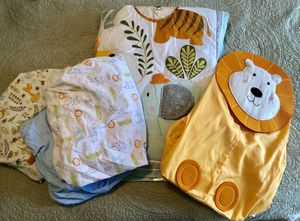 Jungle Theme Nursery Items for Sale in Pleasantville, OH