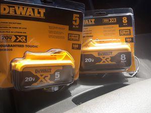 150 for 2 baterías nuevas for Sale in Phillips Ranch, CA