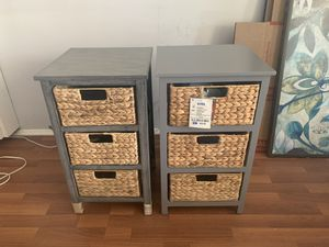 End tables set of two for Sale in Fullerton, CA