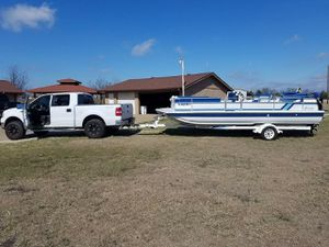 1990 Hurricane Deck Boat for Sale in Rockwall, TX