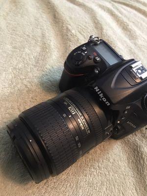 Nikon d7200 for Sale in Alexandria, VA
