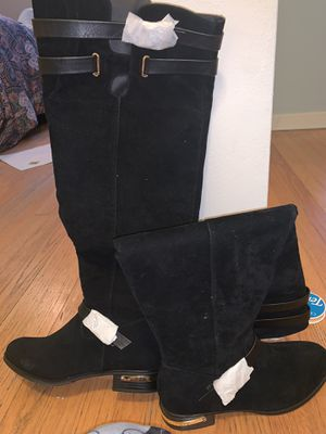 Brand new size 10 knee boots for Sale in Chesapeake, VA
