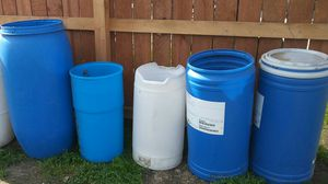 Water/ food containers for Sale in Modesto, CA