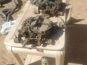 4 Barrel Rochester Carburetors for Sale in Phelan,  CA