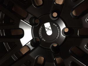 20 Inch X O Milan Rims (Brand New) Matt Black for Sale in Homestead, FL