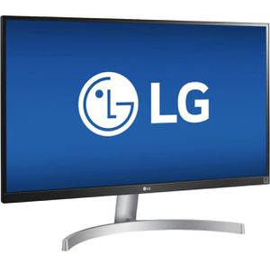 "LG - 27UK600-W 27"" IPS LED 4K UHD FreeSync Monitor for Sale in Stanton, CA"