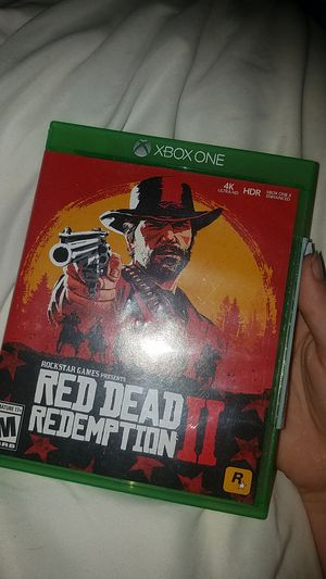 Red Dead Redemption 2 XBOX 1 for Sale in Joshua, TX