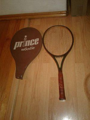 Prince woodie tennis racket for Sale in Denver, CO