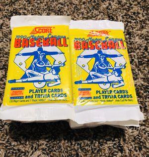 1990 Score Baseball cards for Sale in Sun City, AZ