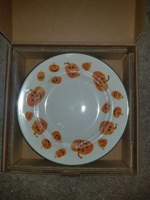 Longaberger Halloween Treats Bowl for Sale in Lake Alfred, FL