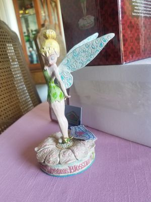Disney traditions Tinker Bell figurine for Sale in Santa Clara, CA