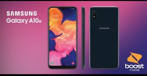 Samsung Galaxy a10e free with the switch read description for Sale in St. Petersburg, FL