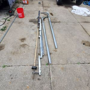 16' Garage Door Tension Springs and Rails for Sale in Tallmadge, OH