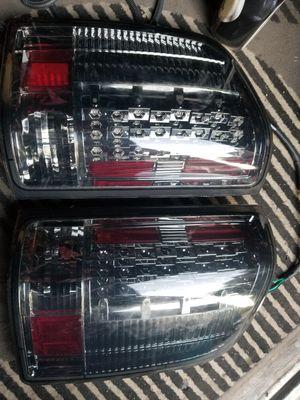 07-09 Chevrolet Silverado taillights for Sale in Loma Linda, CA