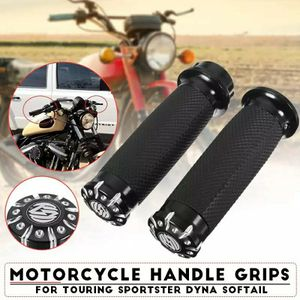 """1""""25mm CNC Aluminum Motorcycle Motorbike Hand Grip Handlebar For Harley Touring/Sportster/Dyna/Softail for Sale in San Jose, CA"""