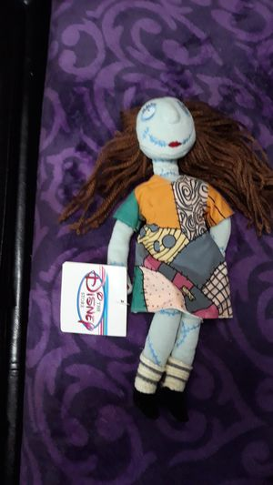 Sally Nightmare before Christmas bean bag plush for Sale in Miami, FL