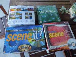 Games and puzzles for Sale in Glendora, CA