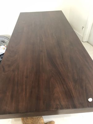 Hand -crafted dinning room table for Sale in Miami, FL