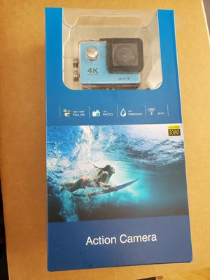 New 4K Action Camera, Full HD 1080, new in box for Sale in Queens, NY