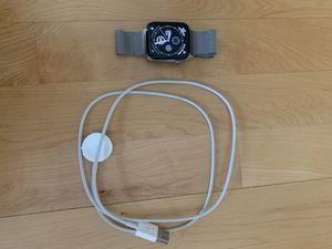 Apple Watch 5 LTE 44mm Titanium for Sale in Seattle, WA