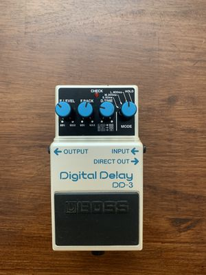 Digital Delay DD-3 Boss Pedal for Sale in Chino, CA