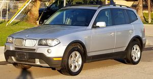 2007 BMW X3 AWD for Sale in Colton, CA