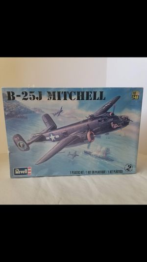 Revell B25J Mitchell for Sale for sale  Campbell, CA