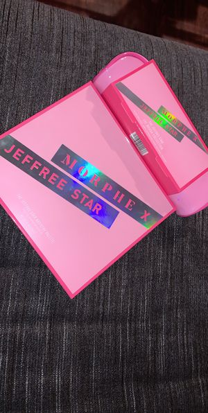 Morphe x Jeffree Star Palette + Brush Collection 🎨 for Sale in Fresno, CA