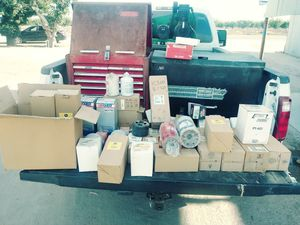 Fuel and hidraulic filters.for a john deere tractor for Sale in Phoenix, AZ