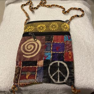 Cross body bags...hand made from Nepal for Sale in Miami, FL