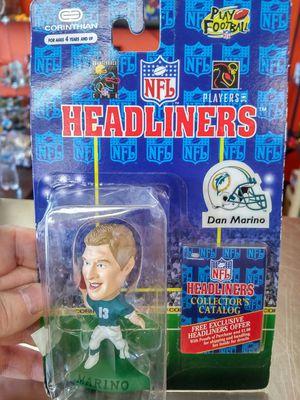 NFL Headliners Dan Marino Figure for Sale in Vancouver, WA