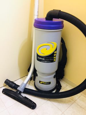 ProTeam Vacuum Cleaner for Sale in Tacoma, WA