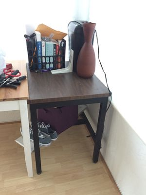Great table. Study desk. Corner shelf. for Sale in Gilroy, CA