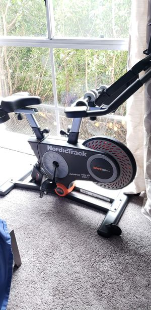 Nordictrack Grand Tour Pro Stationary Bike for Sale in Los Angeles, CA