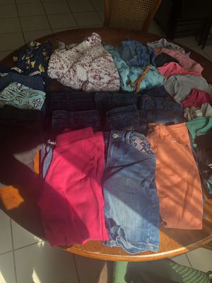 Kids Clothes Size 8-12 for Sale in Hesperia, CA
