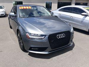 2013 Audi A4 Premium for Sale in Fresno, CA