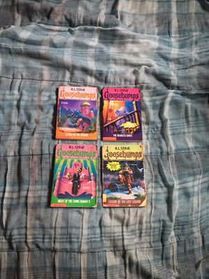 Vintage Goosebumps Books (Scholastic, 1990s) for Sale in Los Angeles, CA