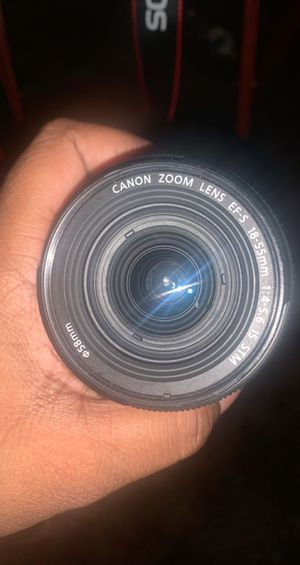 Cannon EFS 18-55 lens for Sale in Long Beach, CA