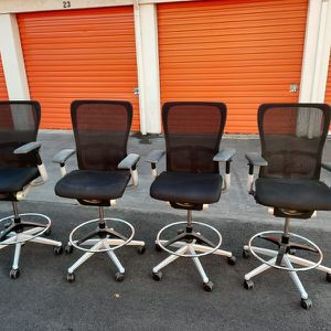 Haworth Zody Stool Chairs for Sale in Castro Valley, CA