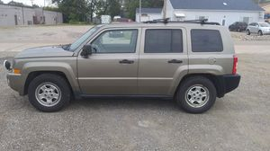 2008 Jeep Patriot 4x4 ! 4 Cylinder! for Sale in Lakeline, OH